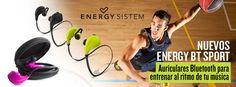 Nuevos Energy BT sport