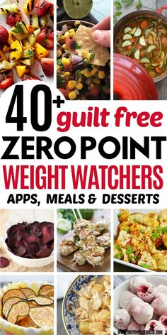 Fill up on these zero point Weight Watchers meals and snacks. Dieting can… Fill up on these zero point Weight Watchers meals and snacks. Dieting can't get easier than these super satisfying delicious weight watchers meal ideas. Weight Watcher Desserts, Weight Watchers Snacks, Weight Loss Meals, Plats Weight Watchers, Weight Watchers Meal Plans, Weight Watcher Dinners, Weight Watchers Free, Weight Watchers Vegetarian, Weight Watchers Program