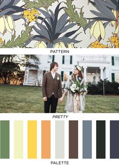 Pattern Pretty Palette | 123