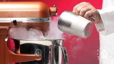 Sorvete de Nitrogênio Líquido - Icenow Sorvetes Artesanais - Chocolate