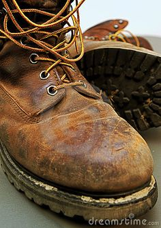 Google Image Result for http://www.dreamstime.com/dirty-work-boots-with-mud-and-scratches-thumb12328602.jpg