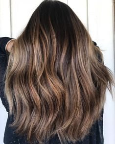 Brown hair Color With Highlights for fall,fall hair colors| ultra warm tones,Balayage Hair Colors #haircolor #brownhair #highlighthair #babylights #hairpainting #ombre #balayageombre #blonde #balayagehighlights #balayage