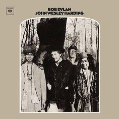 Bob Dylan John Wesley Harding – Knick Knack Records
