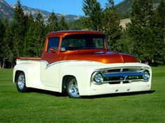 Awesome looking ford.