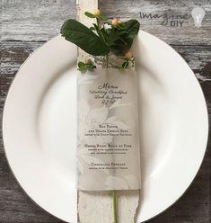 How to Make... Gorgeous Vellum Wedding Stationery - Imagine DIY