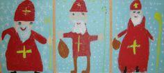 Bildergebnis für nikolaus malen kindergarten
