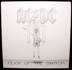 Northern Volume - AC/DC - Flick Of The Switch (Remastered 180g Vinyl LP Record), $26.95 (https://www.northernvolume.com/ac-dc-flick-of-the-switch-remastered-180g-vinyl-lp-record/)
