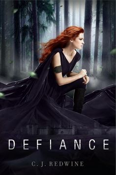 Defiance by C. Redwine (Book 1 in the Defiance Trilogy) Ya Books, I Love Books, Great Books, Books To Read, Reading Books, Book Nerd, Book 1, Bon Film, Young Adult Fiction