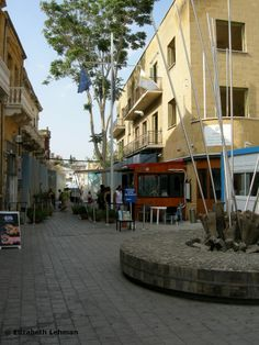 Ledra Street is located in the city of Nicosia, within the Nicosia district of Cyprus. It's a popular shopping. Nicosia Cyprus, Shopping Street, Mediterranean Sea, Malta, Island, Explore, City, Travel, Cyprus
