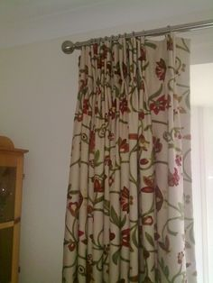 curtains that went up in a 16th century house