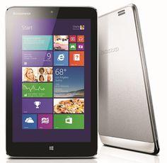 Lenovo Miix2 nuovo tablet da 8 pollici da 299 dollari  #lenovo #tablet #windows #linux #intel