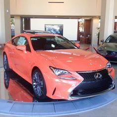Loving this Lexus RC F Sport in Molten Pearl! Lexus Cars, Toronto, Pearl, Sport, Design, Deporte, Sports, Design Comics, Pearls