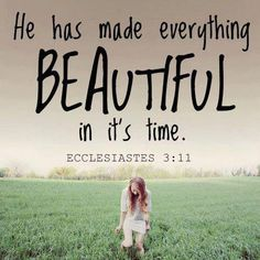 one of my favorite verses in the bible. this is what faith is about- KNOWING and TRUSTING in God's timing and not our own Great Quotes, Quotes To Live By, Inspirational Quotes, Quirky Quotes, Uplifting Quotes, Bible Quotes, Bible Verses, Biblical Quotes, Qoutes