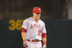 Los Angeles Angels Mike Trout
