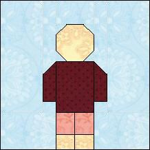 Block of Day for February 17, 2014 - Little Boy