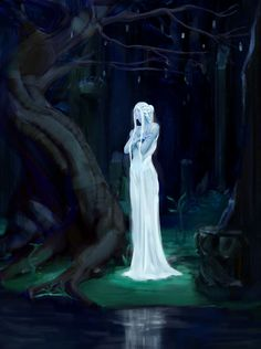 Nimrodel by Vladislav Zharkov on ArtStation. Dark Fantasy Art, Fantasy Artwork, Fantasy Kunst, Fantasy World, Dark Art, Fantasy Queen, Fantasy Art Women, Fantasy Inspiration, Character Inspiration