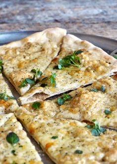 Eltefri, langtidshevet pizzadeig Healthy Recipes, Healthy Food, Food And Drink, Pizza, Healthy Foods, Healthy Eating Recipes, Healthy Eating, Healthy Food Recipes, Health Foods