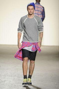 Standard Deviation - Fashion. Design. Culture. Art. Myko.: General Idea Spring / Summer 2013 Menswear Runway + Video