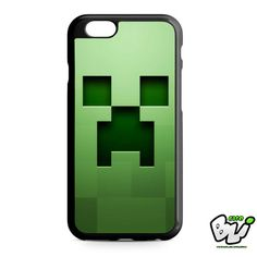 Green Creeper Minecraft iPhone 6 Case | iPhone 6S Case