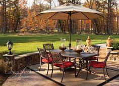 Outdoor entertaining with incredible style #interiordesign #decor