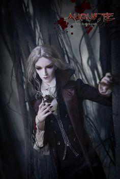 Female Vampire Art
