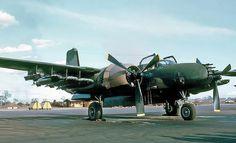 A 26 Vietnam War | 26 (B-26) Invader during the Vietnam War.