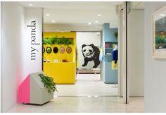 My panda retail store❤️