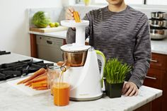 Here are a few reasons to begin juicing your own fruits and vegetables...