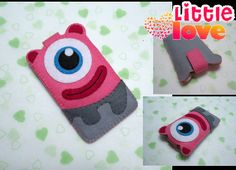Monster CASE  iPhone Case  Cell Phone