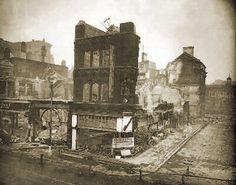 Liverpool Blitz Church Street