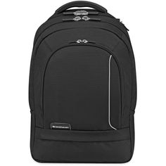 ProStyle X-ray Friendly Backpack for 15.4-17 MacBook, Black
