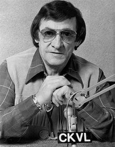 dans les année 1980 - Jean Pagé chroniqueur de chasse et pêche.