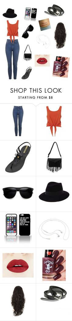"""Untitled #5"" by johhhaaa06625 ❤ liked on Polyvore featuring beauty, Maison Michel and Samsung"