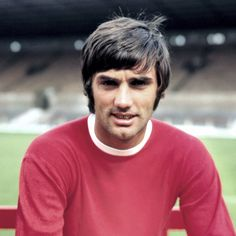 Georgie Best was a Northern Irish professional footballer who played as a winger for Manchester United and the Northern Ireland national team.