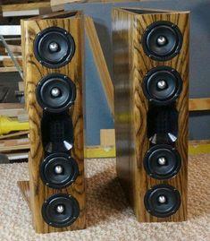 High End Audio Equipment For Sale Open Baffle Speakers, Big Speakers, Monitor Speakers, Audiophile Speakers, Hifi Audio, Equipment For Sale, Audio Equipment, Room Acoustics, High End Audio