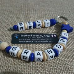 Key chain. Order yours today from Soother-Dream by Angy...!