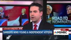 Clinton press secretary: Bernie Sanders is getting young voters but we're getting their parents |