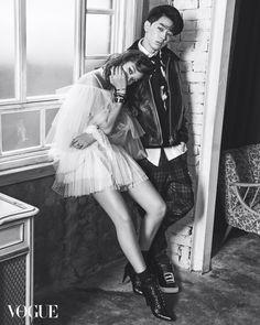 박재범, 사이먼 도미닉, 그레이, 로꼬 // Vogue Korea