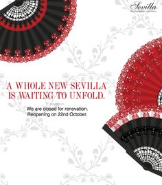 A WHOLE NEW SEVILLA IS WAITING TO UNFOLD… Reopening on 22nd October.