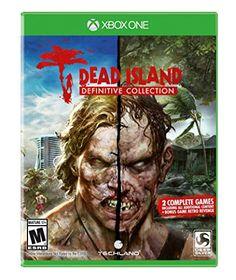 Juegos, Videojuegos, accesorios: Dead Island Definitive Collection - Xbox One Square Enix https://www.amazon.com.mx/dp/B01C7L07OI/ref=fastviralvide-20