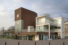 Duccio Malagamba Fotografia de Arquitectura. Conjunto de Vivienda Social en Schilderswijk - Álvaro SIZA VIEIRA>