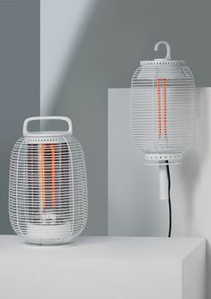 Kodai Iwamoto Design   Chochin - Carbon heater
