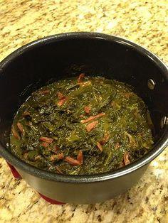 Collard Greens | A Taste of Home Cooking | Bloglovin'