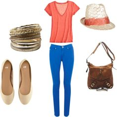 Untitled #6, created by brooklinrenae on Polyvore