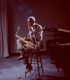 "didierleclair: "" A DIFFERENT KIND OF BLOW… Sonny Stitt, jazz saxophonist "" 50,000 #Jazz & #Blues Tracks & Pics twitter.com/JazzBreak1 Help Others … #jazz"