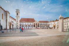 Turismo Universidade de Coimbra: UMA UNIVERSIDADE QUE MORA EM APOSENTOS REAIS   ... Portugal, Louvre, Mansions, House Styles, Building, Blog, Travel, Universe, Tourism