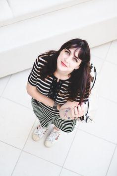 Melina Souza - Serendipity <3 http://melinasouza.com/2016/04/07/stripes-and-superstar/