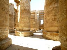 o templo de luxor Para mais informacoes  Tours e Excursões no Cairo http://alltoursegypt.com/braz