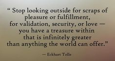 Eckhart tolle quote - Collection Of Inspiring Quotes, Sayings ...