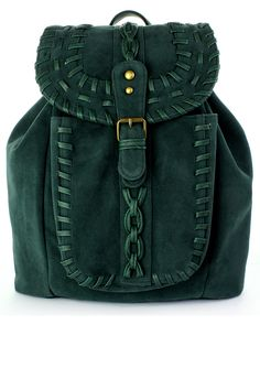 #Chicwish Green Knit Backpack - Bags - Goods - Retro, Indie and Unique Fashion
